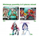 Monster High Fright Mares 5 assorted