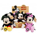 Disney Plush Mickey & Minnie Mouse 90th Annive