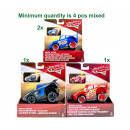Disney Cars Revvin Action 3 assorted 17x19cm (Mix