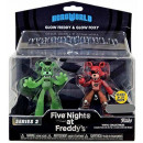 Heroworld Five Nights bei Freddys 2-Pack Glow Fred