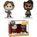 Funko Star Wars Han & Lando 2-Pack