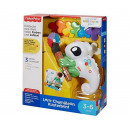 grossiste Jouets pour bebes: Fisher Price Lern-Chamaleon Kunterbunt 28x33cm