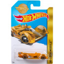 Hot Wheels Hi-Tech Missile 7 cm