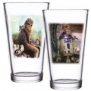Funko Home SW Pint Glass Chewbacca R2D2