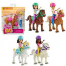 wholesale Licensed Products: Barbie on the Go Barbie with Horse assorted 13x15c