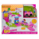 Barbie on the Go Motorized Carwash 32x38cm