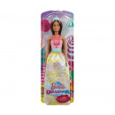 Barbie Dreamtopia Bonbon Princess brunette