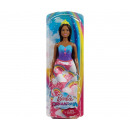 Barbie Dreamtopia Rainbow principessa bruna