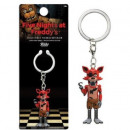 Funko Keychain Figural Five Nights at Freddys Foxy