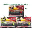 Disney Cars Launcher + Metall Car 3 assorted 16x20