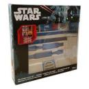 Großhandel Geschirr: Star War Melamin Teller Set von 4 Stück 21x21cm
