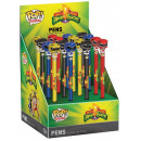 Großhandel Fashion & Accessoires: Funko Power Rangers Pen Top CDU 16