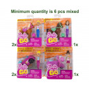 Barbie on the Go Assortimento motorizzato 14x15cm