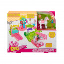 Barbie on the Go Motorized Carnival 32x38cm