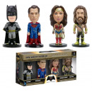 groothandel Denk & behendigheid: Wacky Wobbler Batman Vs Superman 4-pack