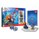 Disney Infinity Starter Pack, 2 figures + Reader T