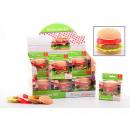 Home and Kitchen hamburger in display