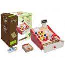 Großhandel Holzspielzeug: Jouéco® - Holz Kasse Scanner