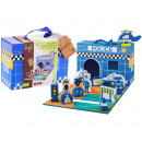 Jouéco® - Wooden Police Station 13-piece