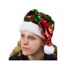 Santa Hat Sequin