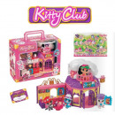 Dracco Kitty's Heartlane Café, Playset 22x33cm