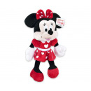 Disney Plush Minnie Mouse with Hearts 43cm