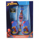 Marvel Spiderman walkie talkie range +/- 50 m.
