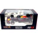 Großhandel Kinderfahrzeuge: Red Bull Racing Rennwagen 1:43 7x15cm