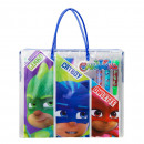 wholesale Licensed Products: PJ Masks Stationary set On the Go 25x30cm