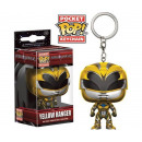 POP Keychain Power Rangers Yellow Ran