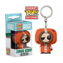 POP! Keychain South Park Zombie Kenny