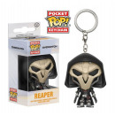 wholesale Brand Watches: POP! Keychain Overwatch Reaper CDU 12