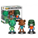POP! Star Wars 3-pack Cantina