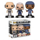 POP! 3 pack Cloud City Star Wars Star Wars