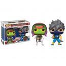 POP! Games MvC 2 PACK Gamora WH/Strider