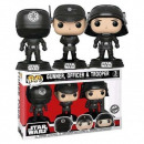 POP! Star Wars Star Wars Paquete de 3 Death Star