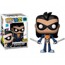 POP! TV Ttg S3 Robin As Nightwing With baby