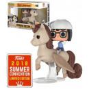 POP! Bobs Burgers Tina on Unicorn XL 18x24cm