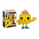 groothandel Speelgoed: POP! Vinyl Games Pac Man Ms Pack-Man