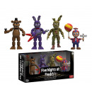 Funko Action Fig Five Nights en el paquete de 4 de