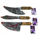 wholesale Manual Tools: Halloween Play Knives and Axes 3 assorted 31cm