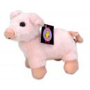 Plush pig 18cm