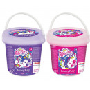 Bouncing putty Unicorn 300gr. 2 assorted 12x13cm