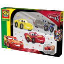 SES Disney Cars 3 Iron beads 1300 pieces 20x30cm