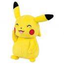 Großhandel Lizenzartikel: Pokemon Plüsch Pikachu lächelnd 20cm