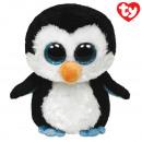 TY Pingouin en Peluche aux yeux de paillettes Wadd