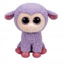 TY Plush Lamb Lilac 24cm