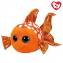 TY Plüsch Clownfisch mit Glitzeraugen Sami 42 cm