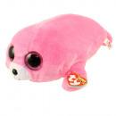 TY Plüschsiegel pink mit Glitzeraugen Pierre 24c