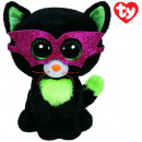 TY Plush Halloween Cat with Glitter eyes Jinxy 15c